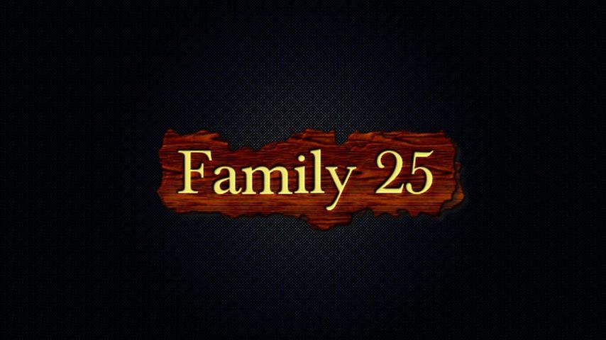 Family №25-21
