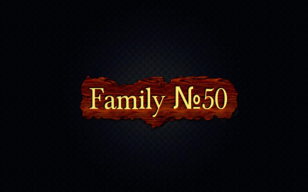 Family №50-1