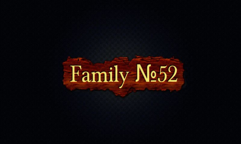 Family №52-3 md