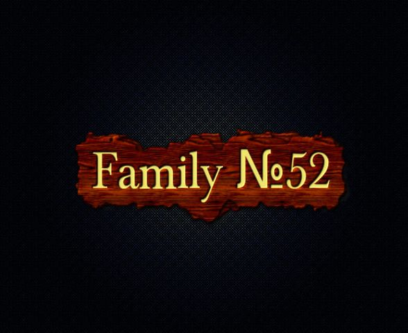 Family №52-7 md