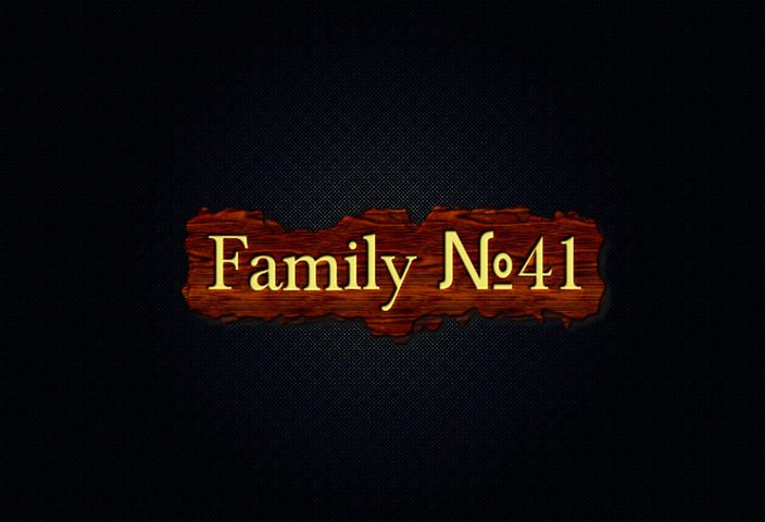 Family №41-44