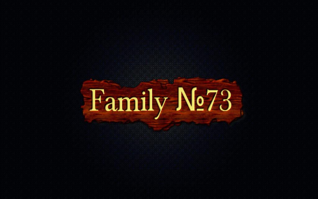 Family №73-2
