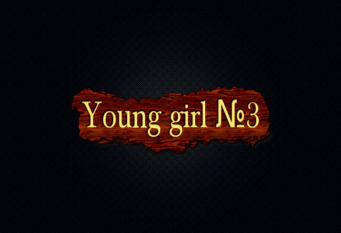Young girl №3-10