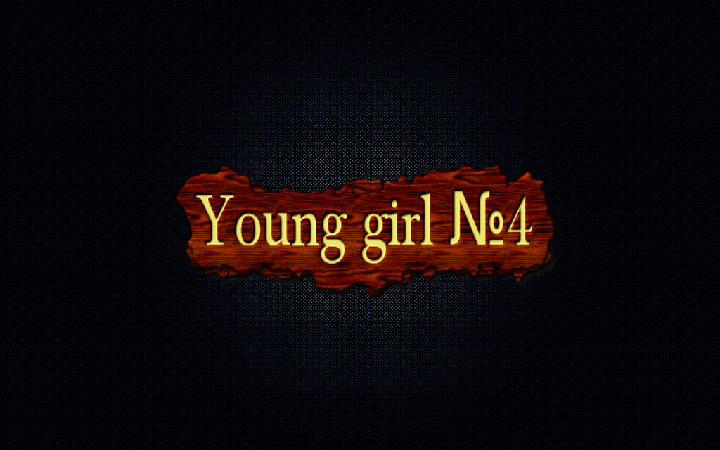 Young girl №4-7